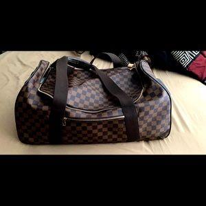 Authentic LV TRAVEL Bag